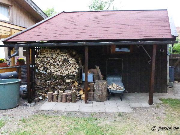 Holz und Spiele